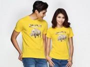 Tin tức thời trang - Bộ sưu tập 'Bảo vệ động vật' Couple TX cực hot