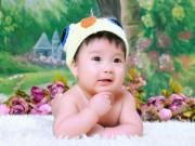 Ảnh đẹp của bé - Nguyễn Nhật Thành - AD75198 - Cậu bé dễ thương