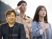 """Làng sao - ĐD """"Hậu duệ mặt trời"""" nói về quan hệ của Joong Ki-Hye Kyo"""