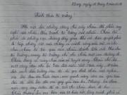 Tin tức - 6 trang tâm thư bế tắc của cô giáo gửi Bộ trưởng Giáo dục