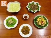 Bếp Eva - Bữa cơm chiều 5 món giản dị mà trôi cơm