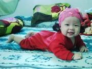 Ảnh đẹp của bé - Nguyễn Thanh Ngọc Diệp - AD10796 - Cô nàng má phính