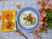 Món ngon nhà mình - Tự làm bánh đúc mặn ngon và an toàn - MN31360