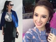 Làm đẹp - Muôn kiểu tóc đẹp đáng học hỏi của Angela Phương Trinh
