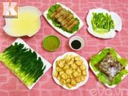 Bếp Eva - Bữa cơm nhiều món cực ngon cho cả nhà
