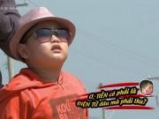 Những phát ngôn hài hước của Bi béo trong Bố ơi mùa 2