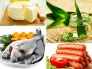 10 thực phẩm dễ gây sảy thai mẹ bầu nhất định phải tránh