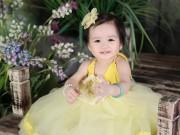 Ảnh đẹp của bé - Nguyễn Trà My - AD11043 - Mắt cười đáng yêu