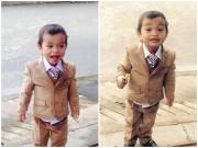 Ảnh đẹp của bé - Đỗ Lê Hoàng - AD33413 - Chàng trai hoạt bát