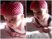 Ảnh đẹp của bé - Huỳnh Bảo Linh - AD20687 - Dâu tây da trắng môi hồng