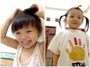 Ảnh đẹp của bé - Trần Mai Anh - AD75008 - Cô bé thích chụp ảnh