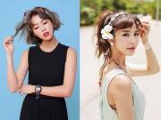 Làm đẹp - Những kiểu tóc xinh yêu cho bạn một mùa hè tuyệt vời