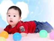 Ảnh đẹp của bé - Mai Quang Anh - AD13745 - Nhóc Siro đáng yêu