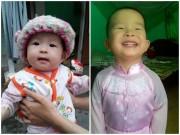 Ảnh đẹp của bé - Bùi Gia Hân - AD38244 - Cô bé mắt cười