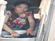 Tin tức - Cư dân khu 'ổ chuột' Sài Gòn 'méo mặt'  vì nắng gay gắt