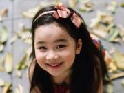 Ảnh đẹp của bé - Trần Gia Hân - AD25950 - Cô bé tự lập