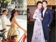 Hoàng Oanh - Huỳnh Anh cặp đôi mặc đẹp khiến dân FA phát ghen