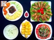 Bếp Eva - Bữa cơm chiều ít món mà ngon