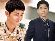 """Làng sao - Showbiz 24/7: Nhờ """"Hậu duệ"""", Song Joong Ki """"bỏ túi"""" 55 tỷ đồng"""