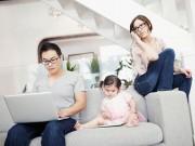 Làm mẹ - 8 thói quen thời hiện đại của bố mẹ làm hỏng con