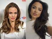 Làm đẹp - Bản sao quyến rũ sửng sốt của Angelina Jolie