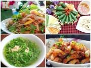 Bếp Eva - Vào bếp chiều Chủ nhật nấu những món ăn ngon