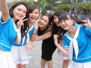 Làng sao - Thủy Top dẫn nhóm nhạc Nhật Bản đi khám phá Sài Gòn