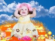 Ảnh đẹp của bé - Nguyễn Lê Ngọc Diệp - AD12099 - Bé gái dễ thương