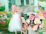 Ảnh đẹp của bé - Phạm Linh An - AD30205 - Bé Na thích mặc đẹp