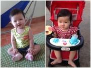 Ảnh đẹp của bé - Võ Ngân Khánh - AD25551 - Cô bé hay cười
