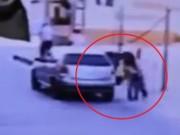 Clip Eva - Cô gái suýt bị bắt cóc ngay trên phố