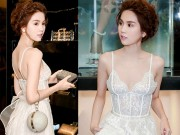 Thời trang - Tuần qua: Ngọc Trinh mặc mốt váy ngủ hot nhất