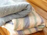 Nhà đẹp - Mẹo giặt giữ khăn bông mềm mại, sạch vi khuẩn