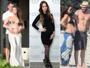 Bà bầu - 3 lần mang bầu, Megan Fox đều đẹp đến ghen tị