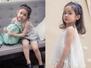 Thời trang - Mẫu nhí 5 tuổi Hà Nội như sinh ra để thi hoa hậu