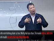 """Tin tức - Nói """"chọn nhà máy hay tôm cá"""", đại diện Formosa trần tình"""