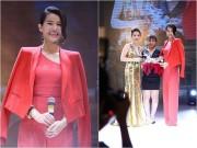 Làng sao - Hồ Hạnh Nhi tặng quà đặc biệt cho Hoa hậu Thu Hoài