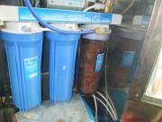 Hà Nội: Lại một chung cư có nước 'sạch' như... nước cống