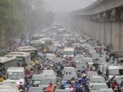 Tin tức - Nhiễu loạn thông tin thủy ngân lơ lửng trong không khí ở Hà Nội