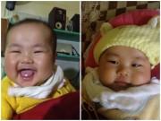 Ảnh đẹp của bé - Đào Minh Hằng - AD49797 - Bé gái hay cười