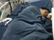 Cháu bé 8 tuổi trong vụ thảm án Hải Dương đã xin về