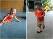 Ảnh đẹp của bé - Đỗ Bình Minh - AD12552 - Cậu bé hoạt bát