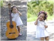 Ảnh đẹp của bé - Lê Châu Nhã Uyên - AD26749 - Cô bé dịu dàng