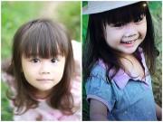 Ảnh đẹp của bé - Phạm Ngọc Gia Hân - AD54376 - Cô bé hòa đồng