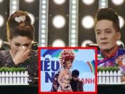 Làng sao - Thanh Thảo, Minh Nhí khóc nức nở trên truyền hình