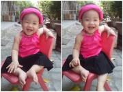 Ảnh đẹp của bé - Nguyễn Hoài Phương Linh - AD13870 - Bé gái thích làm duyên