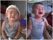 Ảnh đẹp của bé - Lam Gia Huy - AD65989 - Nụ cười tít mắt
