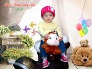 Ảnh đẹp của bé - Trần Hương Giang - AD26228 - Cô bé dễ thương
