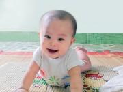 Ảnh đẹp của bé - Nguyễn Trường Anh - AD25751 - Cậu bé hài hước