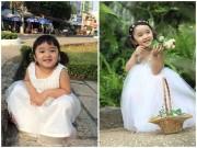 Ảnh đẹp của bé - Lê Nguyễn Bảo Trân - AD10918 - Thiên thần váy trắng